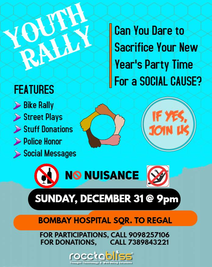 Youth Rally - Act of Kindness